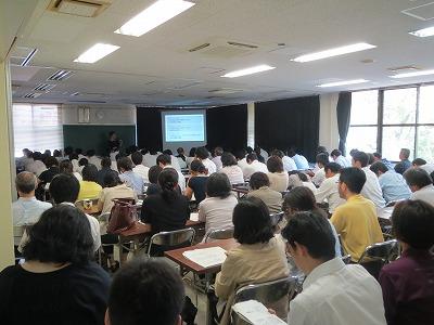 学校防災研修会